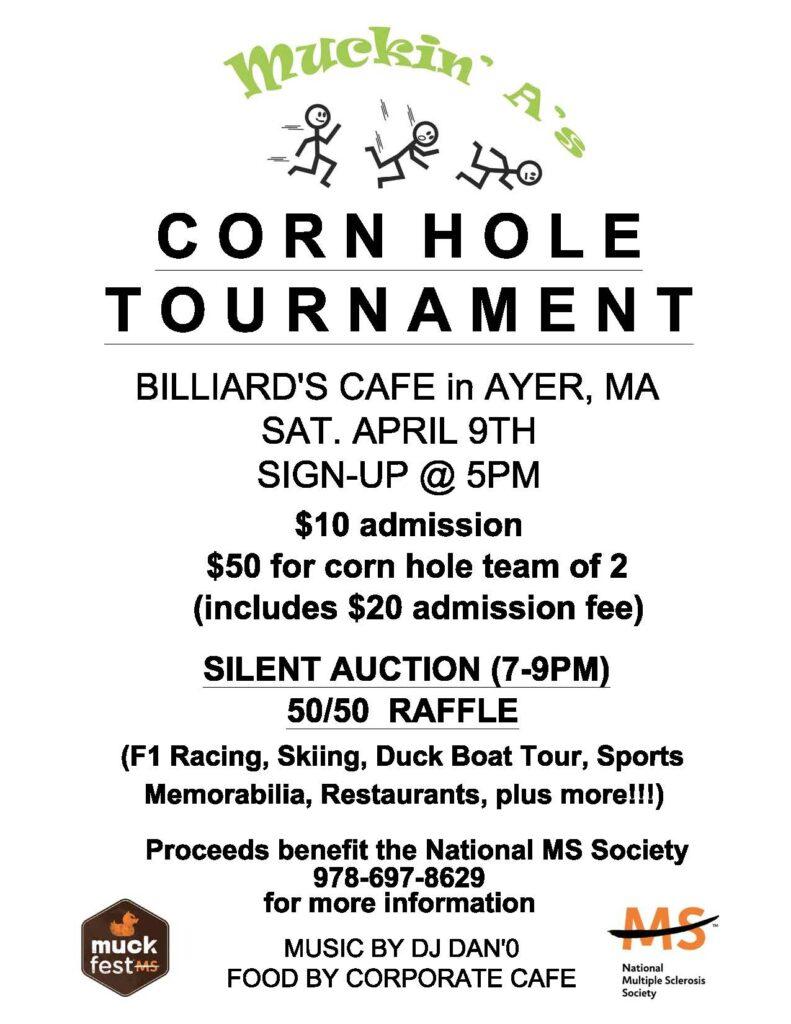 Corn Hole Tournament_2016
